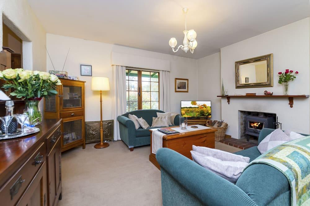 Standard-Suite, 2Schlafzimmer, Nichtraucher, Küche (Rose Midweek Special) - Wohnzimmer
