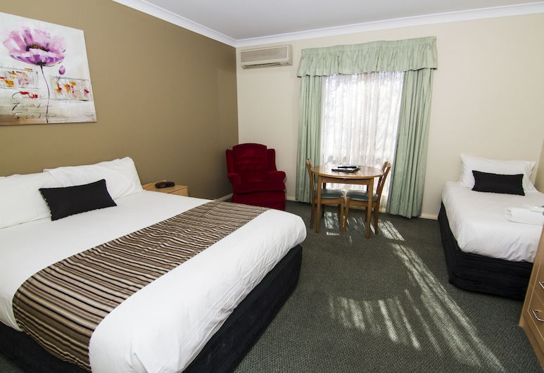 Green Gables Motel, Dubbo, Deluxe Room, Non Smoking, Kitchenette (Deluxe Spa Suite), Guest Room