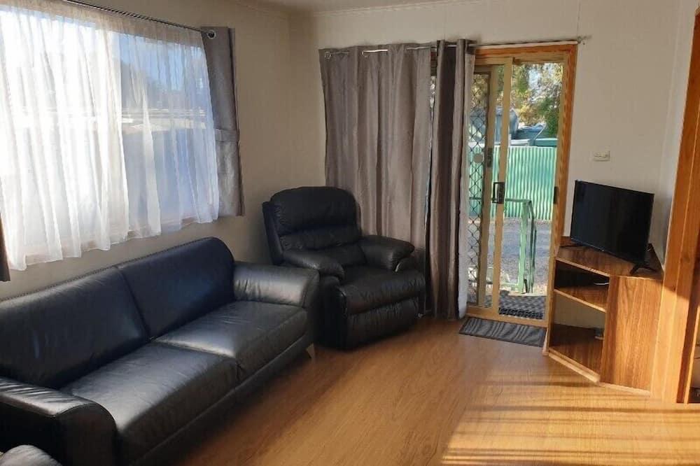 Suite Standard, 2 chambres, non-fumeurs, cuisine (Ensuite Cabin) - Coin séjour