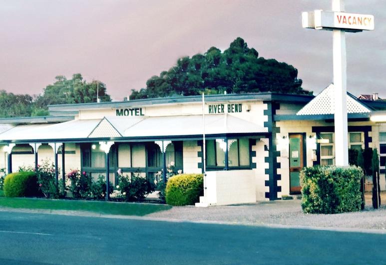 Motel River Bend, Tailem Bend, Fachada do Hotel