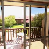 شقة إستديو بريميم - لغير المدخنين - بشرفة - منظر من الشرفة