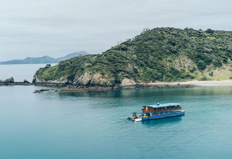 The Rock Adventure Cruise, Paihia, Overnattingsstedets eiendom