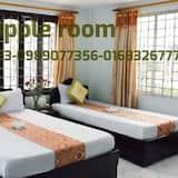مكان نوم مشترك بتجهيزات أساسية - غرفة نوم واحدة - غرفة نزلاء