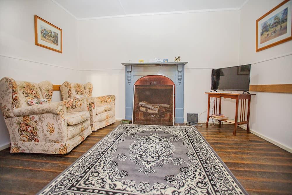 Standaard cottage, 1 slaapkamer, niet-roken, kitchenette - Woonkamer