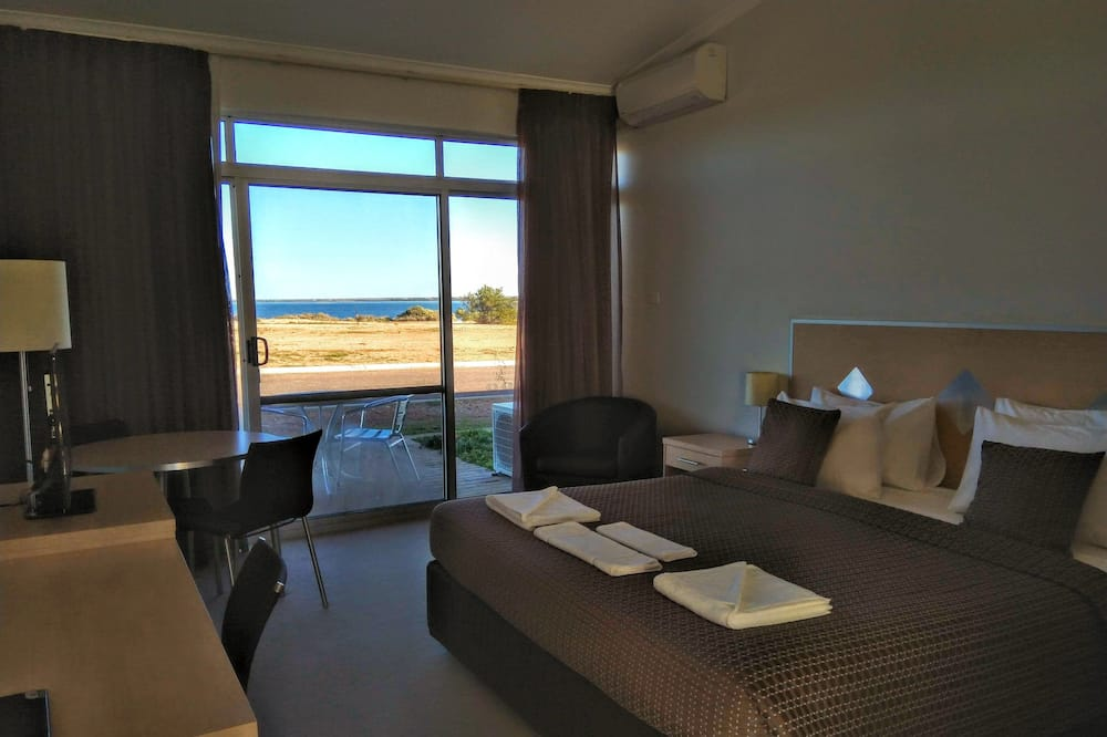 Deluxe Double Sea View Room - Guest Room