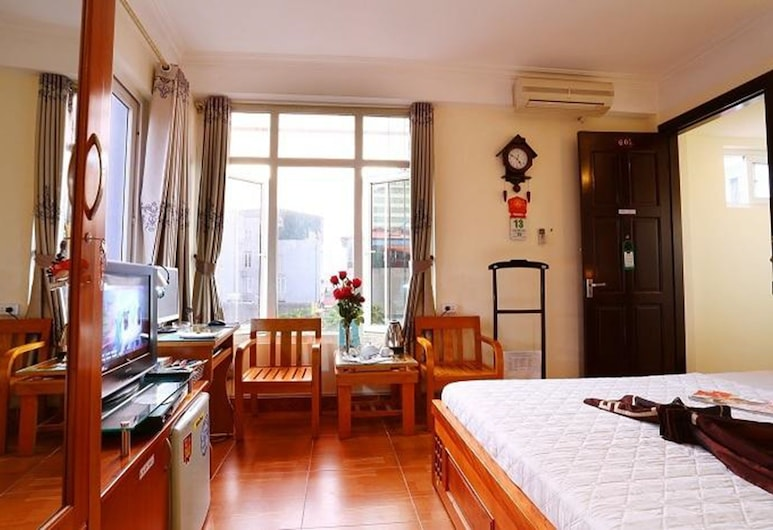 A25 Hotel New Asean, Hanoi, Deluxe Room, Guest Room