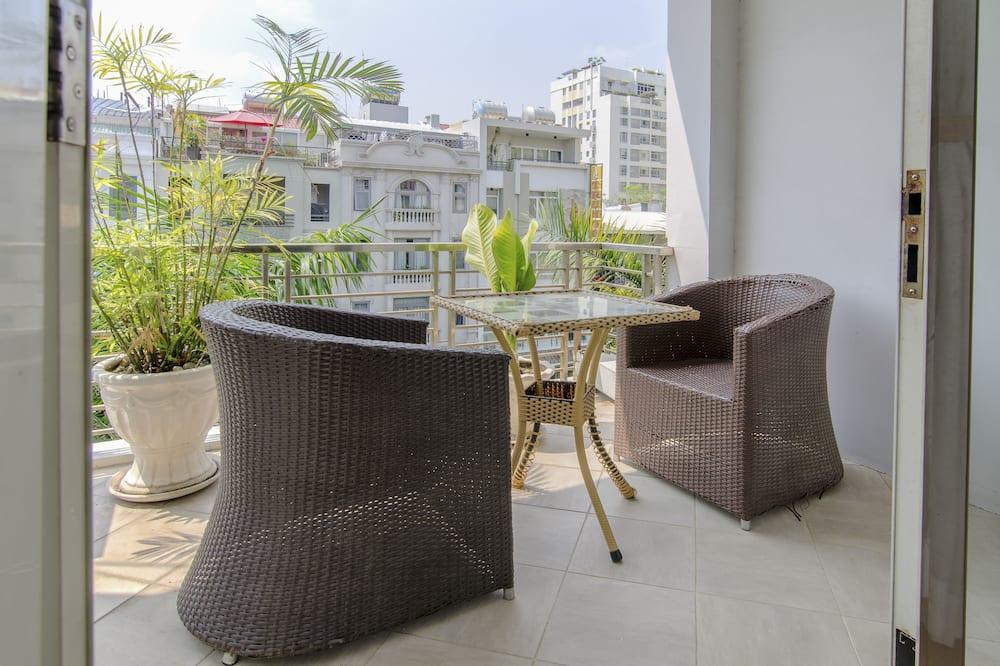 Deluxe Suite - Balkon