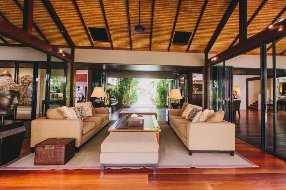 Luxe huis, 6 slaapkamers - Woonruimte