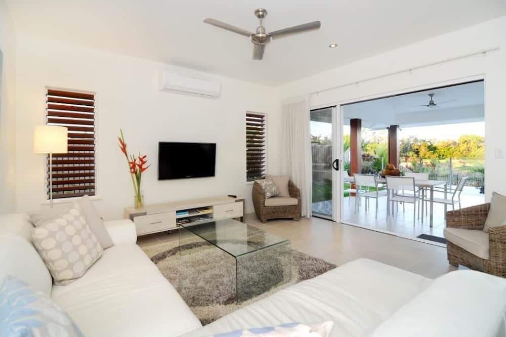 Casa Luxury, 3 camere da letto - Area soggiorno
