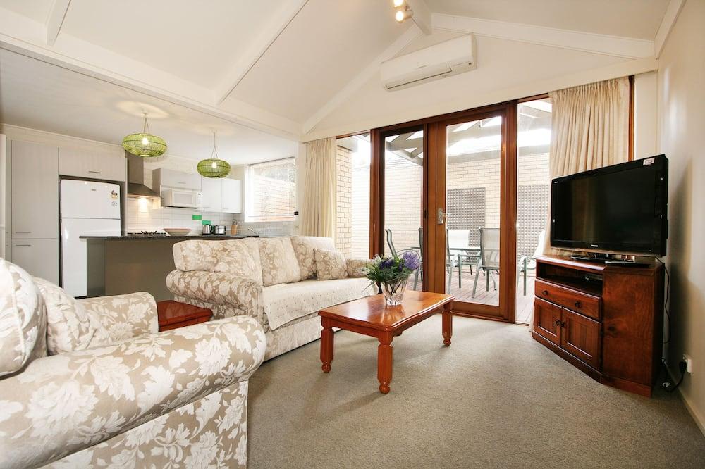Two Bedroom Villa - Living Room