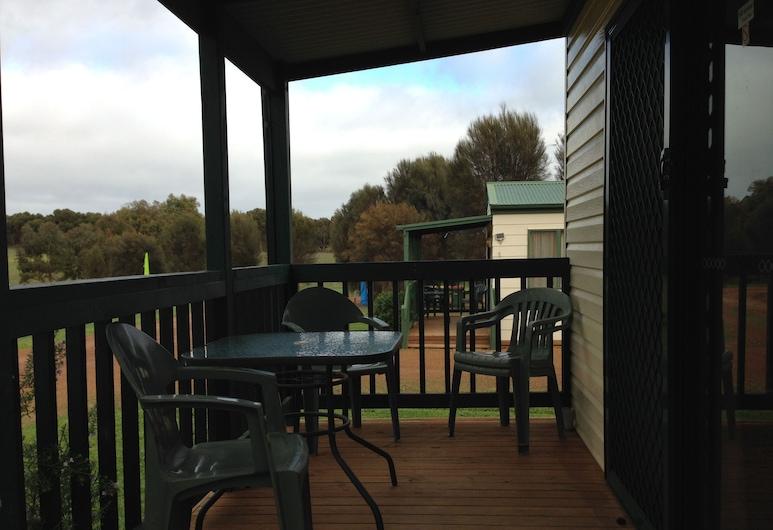 Kangaroo Island Cabins, Kingscote, Wejście wewnętrzne