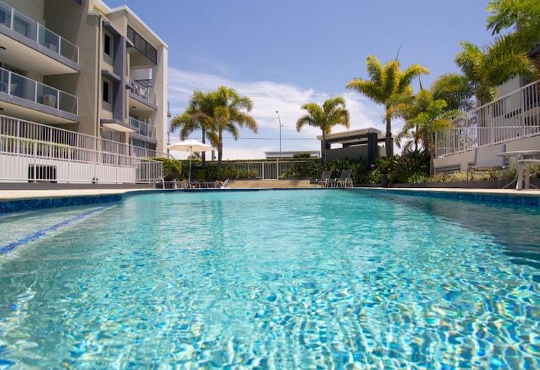Splendido Resort Apartments, Mermaid Beach, Piscina