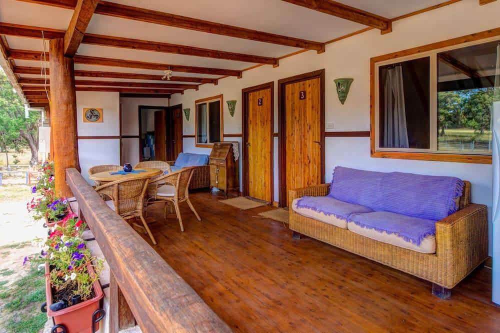 Suite Standard, 1 Quarto (Farmhouse Room 2) - Varanda