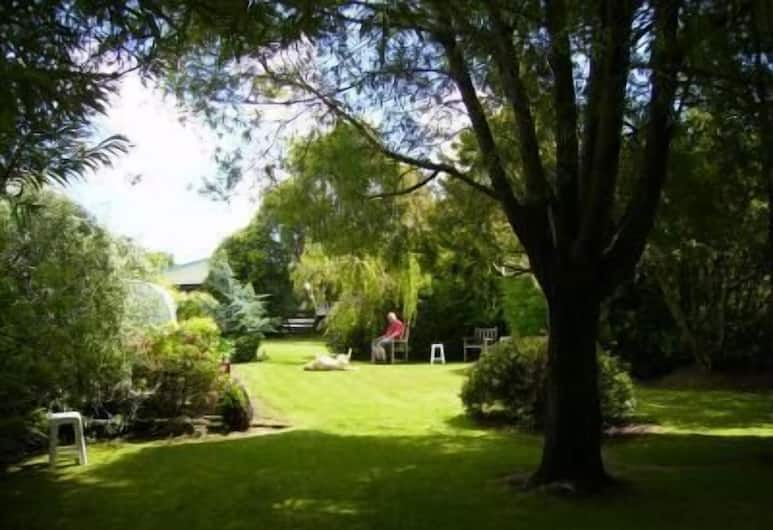 Garden Grove Motel and Apartments, Invercargill, Terrein van accommodatie