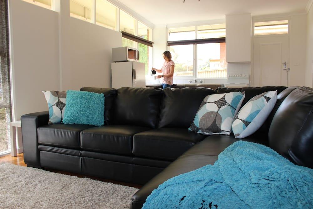 Huis, 2 slaapkamers (For Four) - Woonruimte