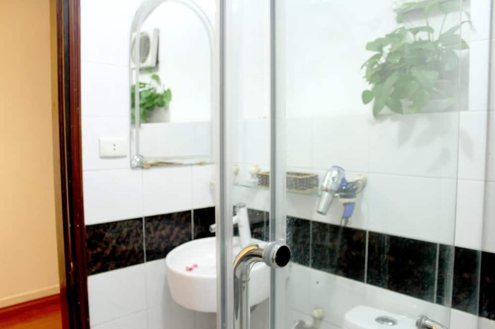 Superior-Einzelzimmer, 1Einzelbett, Nichtraucher (with Window) - Badezimmer