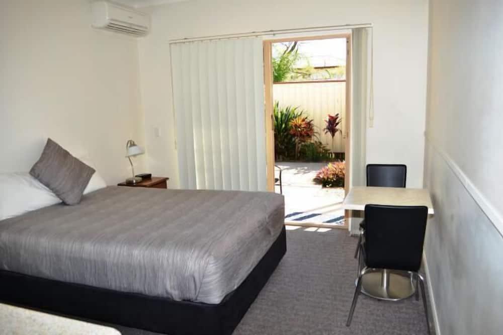 Standardrum - icke-rökare - balkong (Standard Queen Room) - Vardagsrum