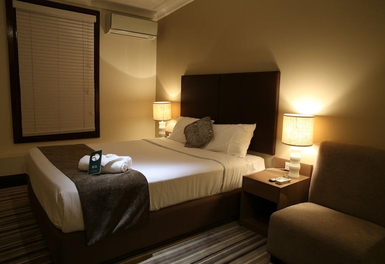 Southern Cross Hotel, St Peters, Habitación estándar, 1 cama doble, Habitación