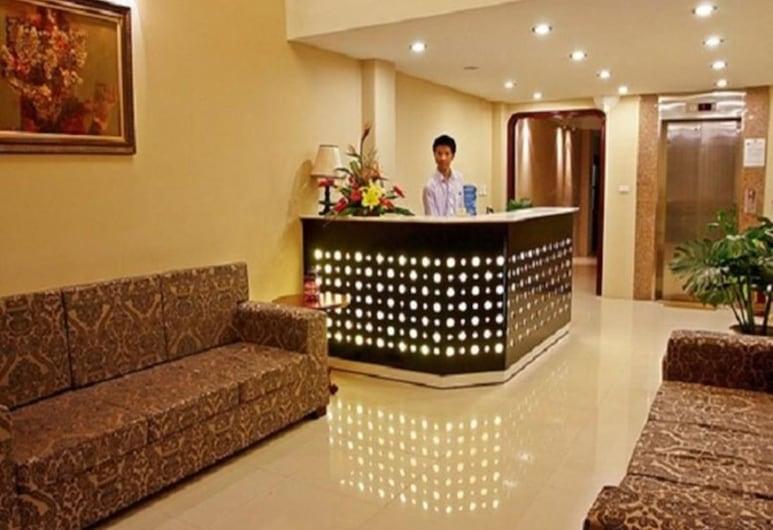 A25 Hotel - 53 Tue Tinh, Hanoi, Receptie