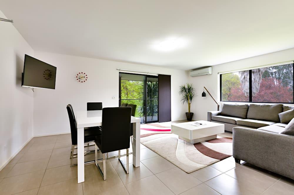 Standaard appartement, 1 slaapkamer, niet-roken, keuken (Apt - Double) - Woonruimte