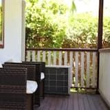 Suite – standard, 1 soverom, ikke-røyk (Cabin w/ Queen Bed) - Balkong