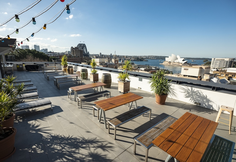 Sydney Harbour YHA - Hostel, The Rocks, Terrace/Patio