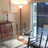 Апартаменти «Делюкс», 2 спальні, для некурців, кухня - Житлова площа