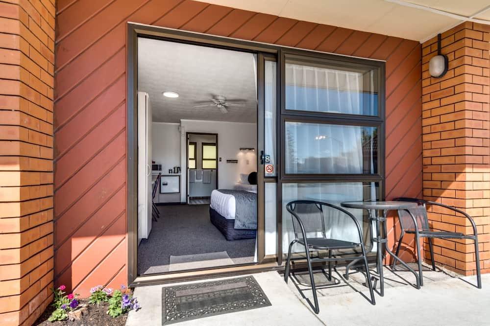 Apartman, 1 spavaća soba, pristup za osobe s invalidnošću - Terasa/trijem