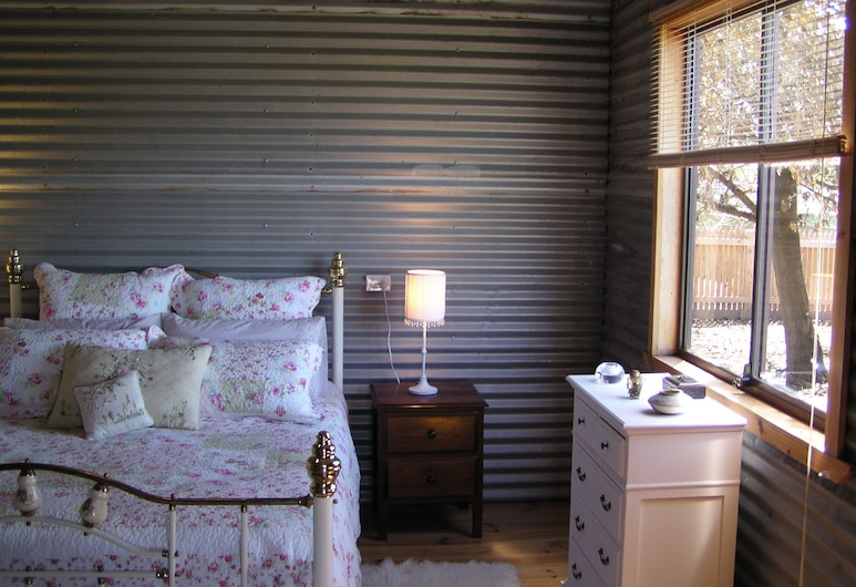 Karingal Homestead B&B, Inverloch, Suite Standard, 1 chambre, non-fumeurs, cuisine (The Woolshed), Chambre