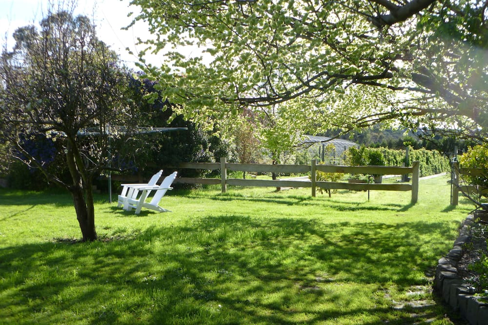 Suite estándar, 1 habitación, para no fumadores (The Garden View Room) - Vista al jardín