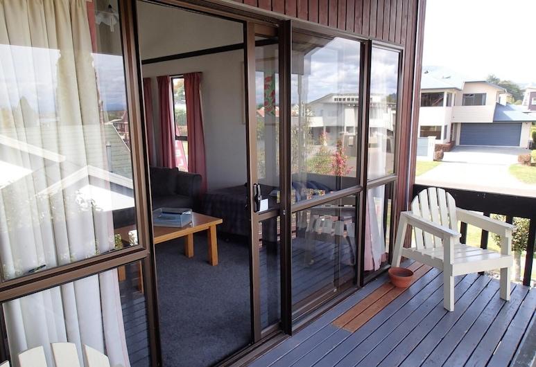 Mountain View Motel, Taupo, Taupo, Balcony