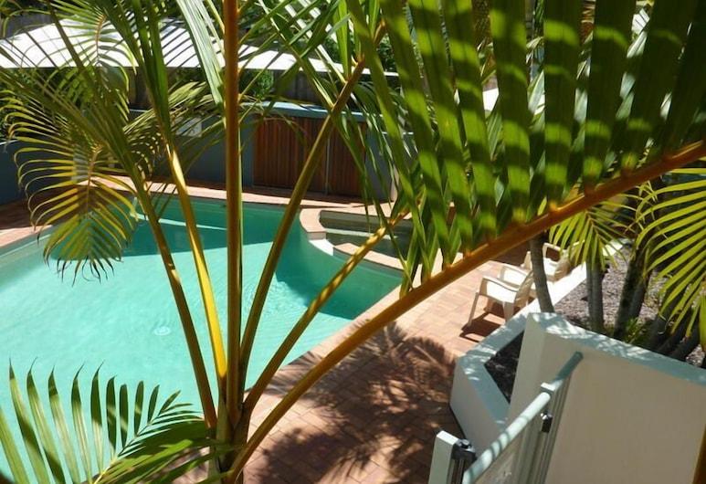 Kings Bay Apartments, Kings Beach, Basen odkryty