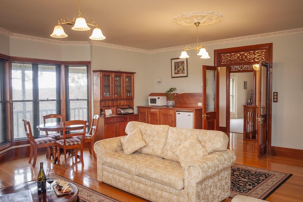 Comfort huis, 5 slaapkamers, uitzicht op vallei - Woonruimte