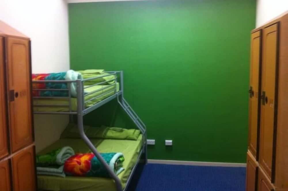 ห้องพักรวม, เตียงเดี่ยว 1 เตียง (8 Beds) - ห้องพักสำหรับเด็ก