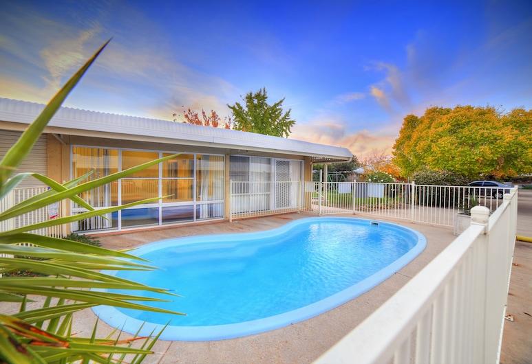 Boulevarde Motor Inn, Wagga Wagga, Outdoor Pool
