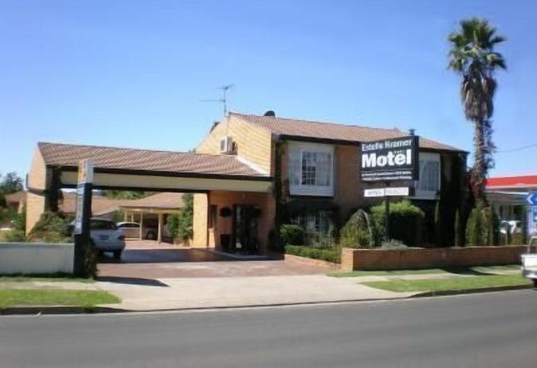 Estelle Kramer Motor Inn, Armidale, Lobby