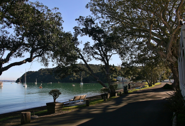 Villa Russell, Bay Of Islands, View from Hotel