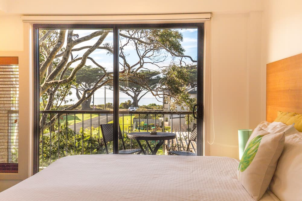 Pogled iz sobe za goste