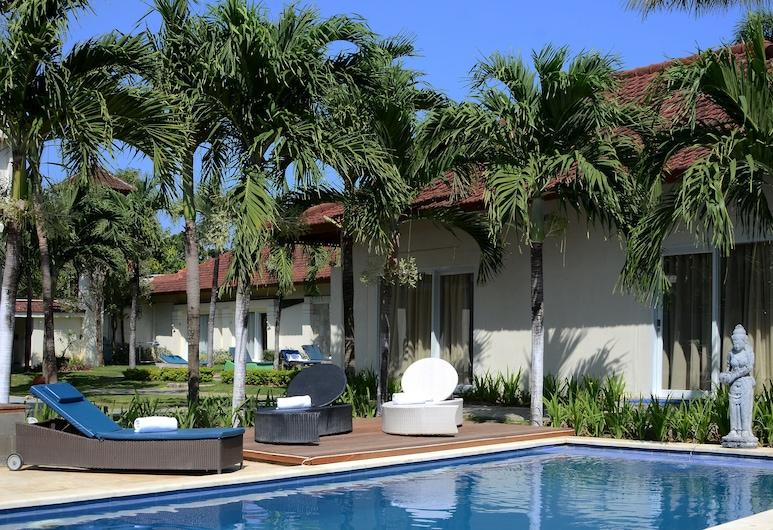Bali Breezz Hotel, Jimbaran, Venkovní bazén