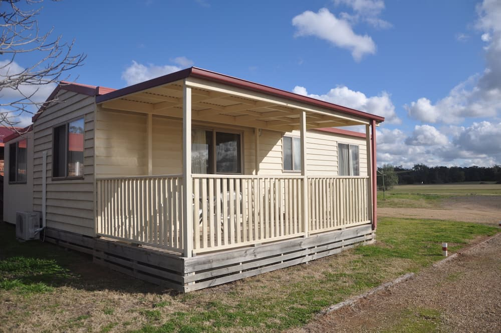 Standaard suite, 2 slaapkamers, niet-roken, kitchenette (Cabin) - Balkon