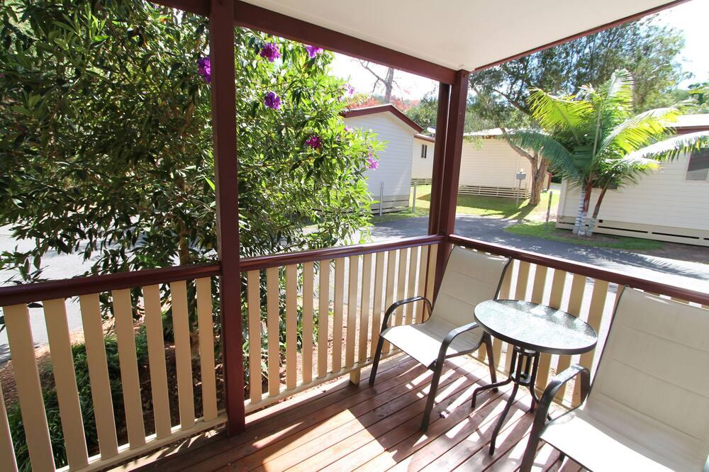Familienvilla, 2Schlafzimmer - Balkon