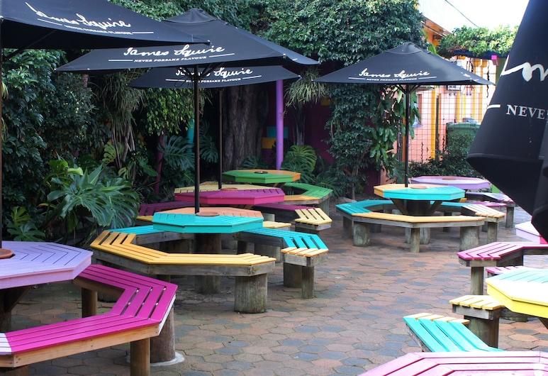 Monarch Motel Hotel, Moruya, Jardin