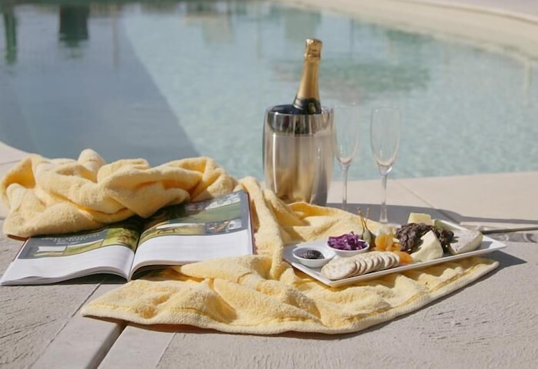 Nightingale Luxury Villas, Броук, Відкритий басейн