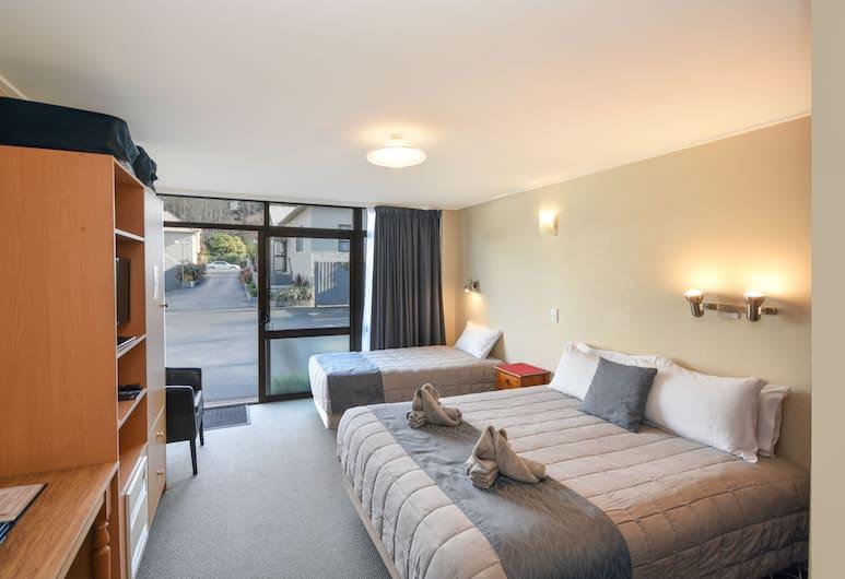 Garden Motel, Dunedin, Large Studio, Guest Room