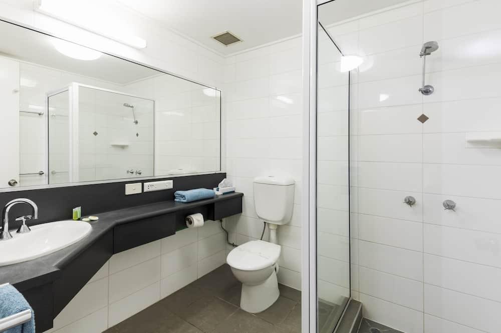 Basic Δίκλινο Δωμάτιο (Double), 1 Διπλό Κρεβάτι - Μπάνιο