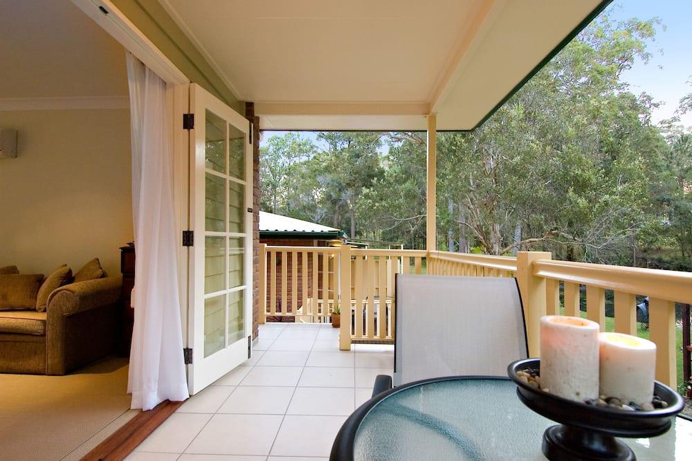 Standard-Suite, 1 Schlafzimmer, Nichtraucher, Kochnische (Isabella Room) - Balkon