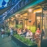 Restaurang utomhus