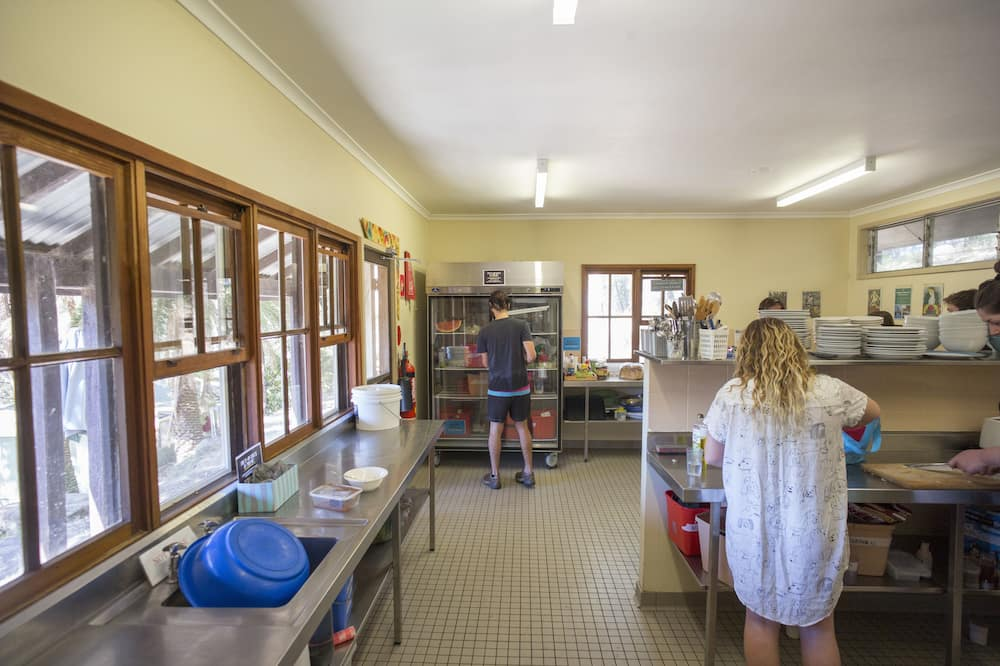 Familjerum - delat badrum - Delat kök