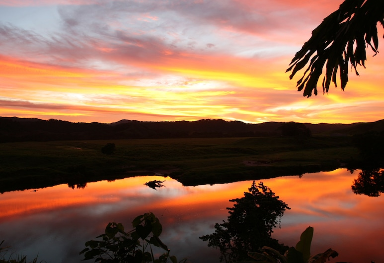 Daintree Village Bed and Breakfast, Daintree, View from Hotel