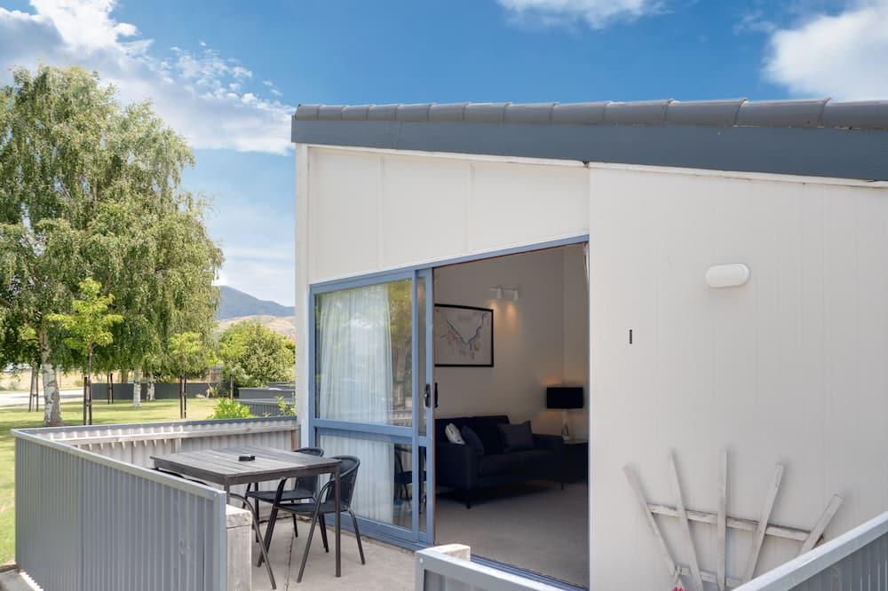 Standard-Apartment, 2Schlafzimmer, Kochnische, Erdgeschoss - Terrasse/Patio